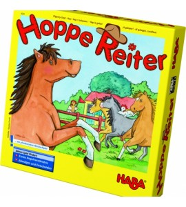Hop-hop in galop!