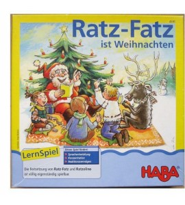 Ratz Fatz De Craciun (germana) Haba