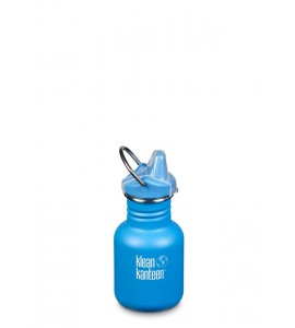 Sticlă cu capac si protectie sippy Pool Party 355 ml Klean Kanteen