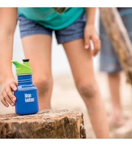 Sticlă cu capac sport Surfs Up 355 ml Klean Kanteen