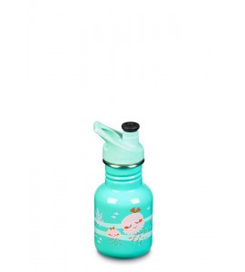 Sticlă cu capac sport Jelly Fish 355 ml Klean Kanteen