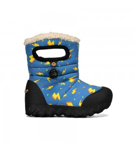 B-Moc Kids Snow Lightnin Royal Blue Multi