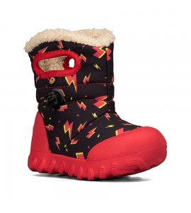 B-Moc Kids Snow Lightning Black Multi