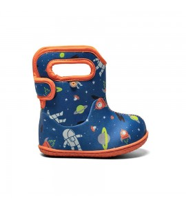 Baby Bogs Spaceman Blue Multi