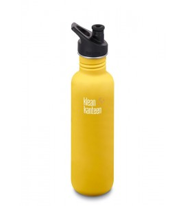 Sticlă Classic Sport Lemon Curry 800 ml Klean Kanteen