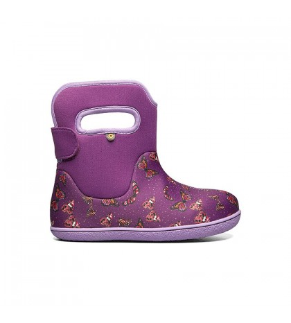 Baby Bogs Youngster Butterfly Violet Multi