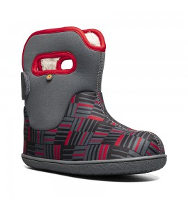 Baby Bogs Youngster Phaser Dark Gray Multi