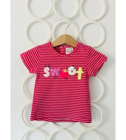 """Tricou """"red sweet"""""""