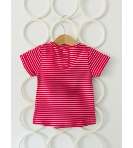 "Tricou ""red sweet"""